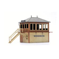 Dapol Kitmaster Signal Box Kit OO Gauge DAC006