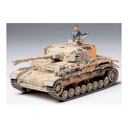 TAMIYA 35181 Pz.IV Ausf.J (Sd.Kfz. 161:2) Tank 1:35 Military Model Kit