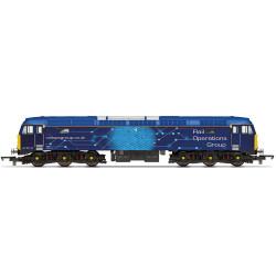 Hornby Railroad Loco R30046 ROG, Class 47, Co-Co, 47812 - Era 11