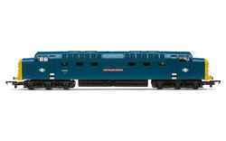 Hornby Railroad Loco R30049TTS BR, Class 55, Deltic, Co-Co, 55013 'The Black Watch' - Era 7