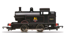 Hornby Railroad Loco R30052 BR, 0-4-0 Tank Engine, 32651 - Era 4