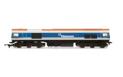 Hornby Railroad Loco R30070 Hanson, Class 59, Co-Co, 59101 - Era 10