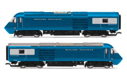 Hornby Train Pack R30077 Midland Pullman, Class 43 HST, M43046 & M43055, Train Pack - Era 11