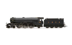 Hornby Loco R30087 LNER, A3 Class, No. 45 'Lemberg' (diecast footplate and flickeirng firebox) - Era 3