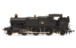 Hornby Loco R3850 BR, 61XX Class 'Large Prairie', 2-6-2T, 6147 - Era 5