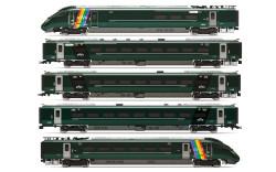 Hornby Train Pack R3872 GWR, Class 800, Trainbow Train Pack - Era 11