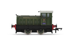 Hornby Loco R3895 Rowntree & Co., Ruston & Hornsby 88DS, 0-4-0, No. 3 - Era 11
