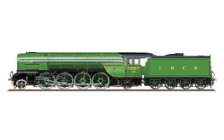 Hornby Loco R3983 LNER, P2 Class, 2-8-2, 2007 'Prince of Wales' - Era 11