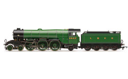 Hornby Loco R3990 LNER, A1 Class, No. 2547 'Doncaster' (diecast footplate and flickeirng firebox) - Era 3