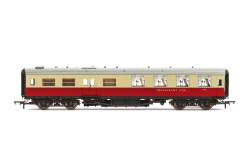 Hornby Coach R40029A BR, Maunsell Kitchen/Dining First, S7955S - Era 4