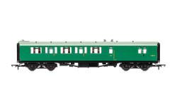 Hornby Coach R4888E BR, Bulleid 59' Corridor Brake Third, S2850S - Era 4