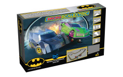 Micro Scalextric Set G1170M Micro Scalextric Batman vs The Riddler Set Battery Powered Race Set