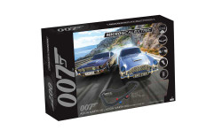 Micro Scalextric Set G1171M James Bond 007 Race Set - Aston Martin DB5 vs V8 Battery Powered Race Set