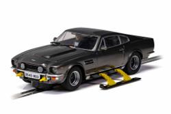 Scalextric Slot Car C4239 James Bond Aston Martin V8 - The Living Daylights