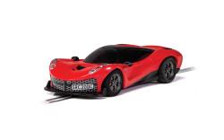 Scalextric Slot Car C4170 Scalextric Rasio C20 - Red