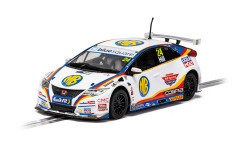 Scalextric Slot Car C4210 Honda Civic Type-R NGTC - Jake Hill 2020