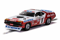 Scalextric Slot Car C4247 Chrysler Hemicuda - Spa 24 Hours 1973 - Bertinchamps & Deprez