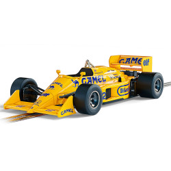 Scalextric Slot Car C4251 Lotus 99T - Monaco GP 1987 - Ayrton Senna