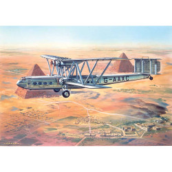 Airfix A03172V Handley Page H.P.42 Heracles 1:144 Plastic Model Kit