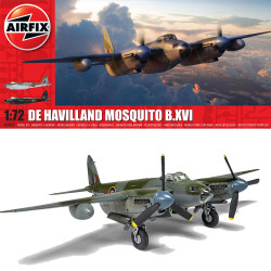 Airfix A04023 de Havilland Mosquito 1:72 Plastic Model Kit