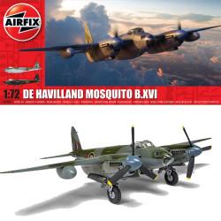 Airfix A04023 de Havilland Mosquito 1:72 Plastic Model Aircraft Kit