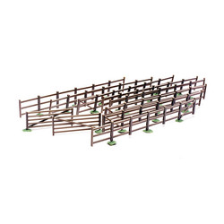 Dapol Kitmaster Fencing and Gates Kit OO Gauge DAC023
