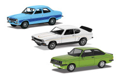 Corgi RS00002 1970s Ford RS Collection 1:43 Diecast Model