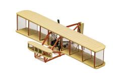 Corgi CS91304 Smithsonian - Wright Flyer Diecast Model
