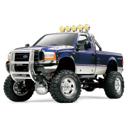 TAMIYA RC 58372 Ford F350 High Lift 4x4 1:10 Assembly Kit