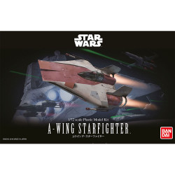 Revell 01210 Star Wars A-Wing Starfighter (Bandai) 1:72 Plastic Model Kit