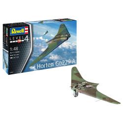 Revell 03859 Horten Go229 A-1 Flying Wing 1:48 Plastic Model Kit