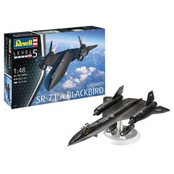 Revell 04967 Lockheed SR-71 Blackbird 1:48 Plastic Model Kit
