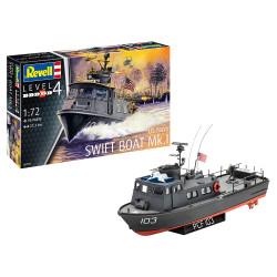 Revell 05176 US Navy Swift Boat Mk.I (PCF) 1:72 Plastic Model Kit