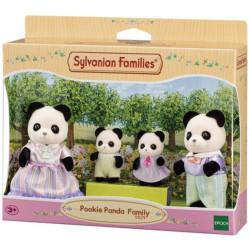 Sylvanian Families Pookie Panda Family 5529