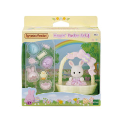 Sylvanian Families Hoppin' Easter Set 5531