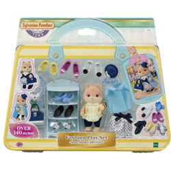 Sylvanian Families Fashion Play Set Series - Shoe Shop Collection 5541