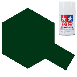 TAMIYA PS-22 Racing Green Polycarbonate Spray Paint 100ml Lexan RC Car Body