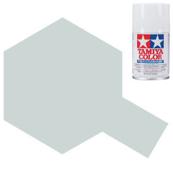 TAMIYA PS-48 Anodised Silver Polycarbonate Spray Paint 100ml Lexan RC Car Body