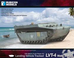 Rubicon Models 280068 Lvt-4 Water Buffalo 1:56 Plastic Model Kit