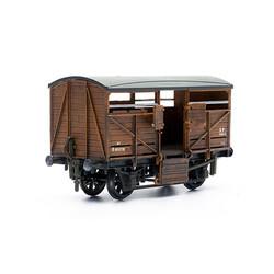 Dapol Kitmaster Cattle Wagon Kit OO Gauge DAC039