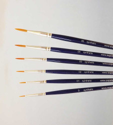 Expo Tools 45560 Ultimate Paint Brush Set