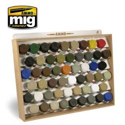 Ammo by Mig Tamiya/Mr Color Ammo Storage System For Model Kits Mig 8014