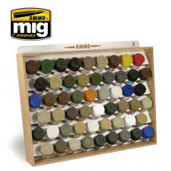 Ammo by Mig Tamiya/Mr Color Ammo Storage System For Model Kits Mig 8014