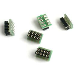 GAUGEMASTER Medium NEM 652 Socket (5) DCC61