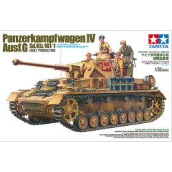 Tamiya 35378 Pz.kpfw.IV Ausf G Early 1:35 Plastic Model Kit