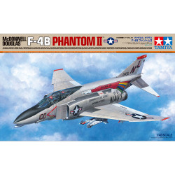 Tamiya 61121 F-4B Phantom II 1:48 Plastic Model Kit
