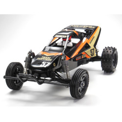 Tamiya RC 47471 Grasshopper II Black Edition 1:10 RC Assembly Kit