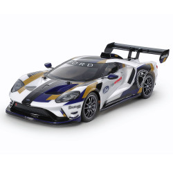 Tamiya RC 58689 Ford GT MkII 2020 (TT-02) 1:10 RC Assembly Kit