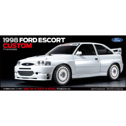Tamiya RC 58691 Ford Escort Cosworth 1998 (TT-02) 1:10 RC Assembly Kit