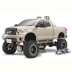 TAMIYA RC 58415 Toyota Tundra High Lift 1:10 Assembly Kit